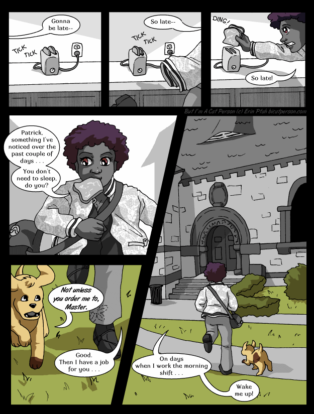 Chapter Two Page 1