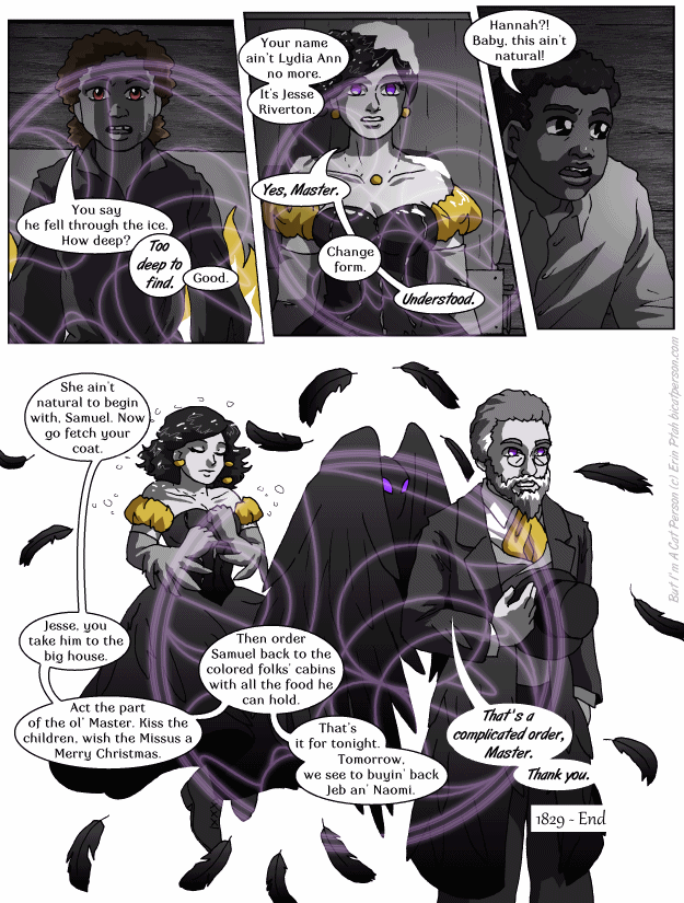Interlude One Page 9