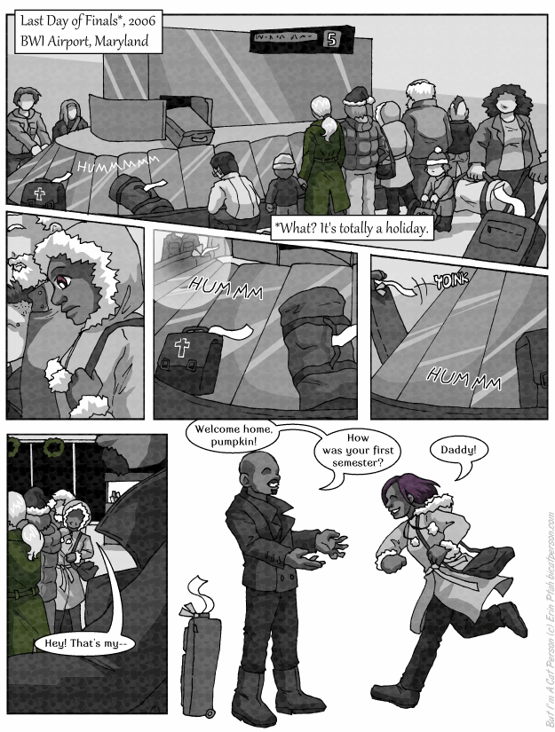 Interlude One Page 11