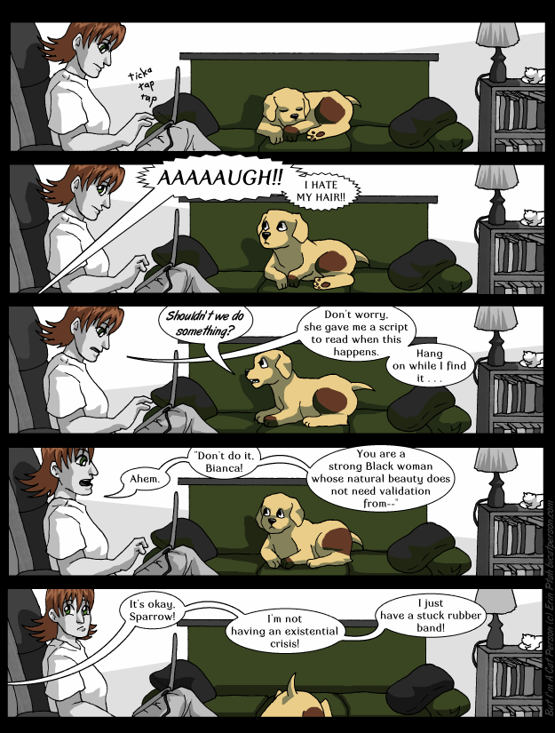 Chapter Five Page 1