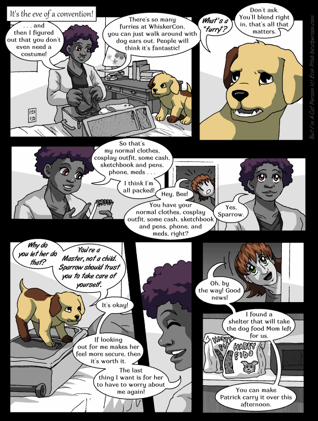 Chapter Nine Page 1