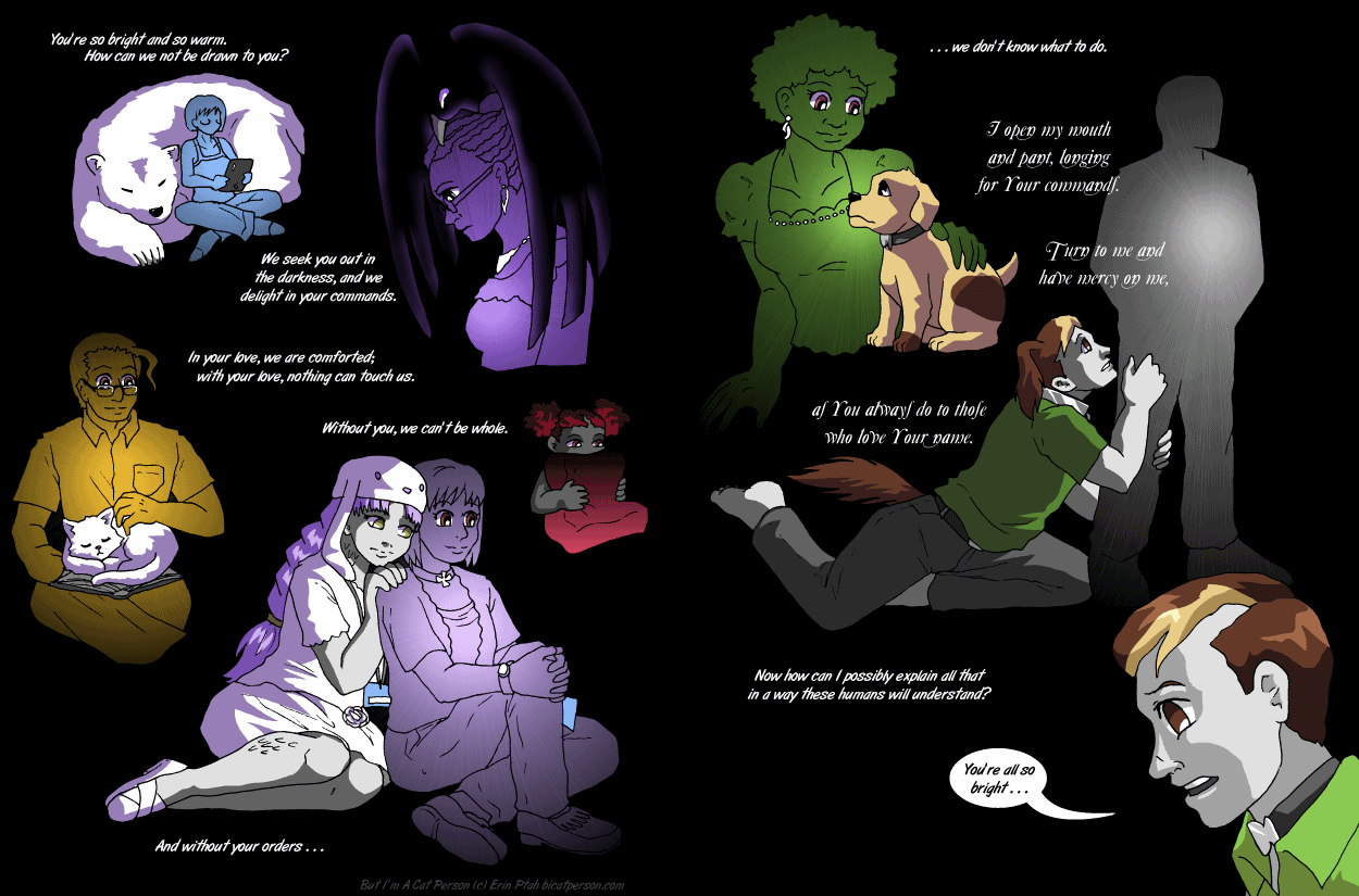 Chapter Nine Pages 18-19