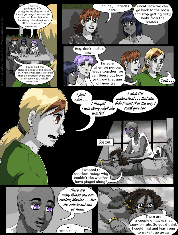 Chapter Eleven Page 20