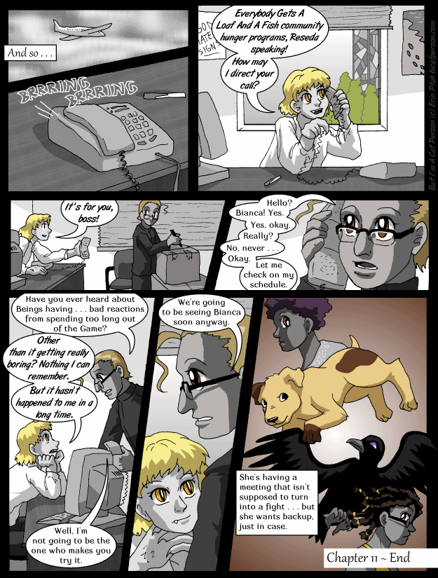 Chapter Eleven Page 27