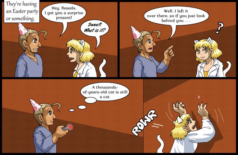 Bonus Strip: Surprise