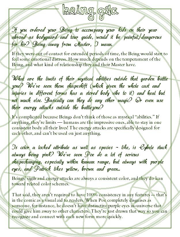 Chapter Twelve Q&A