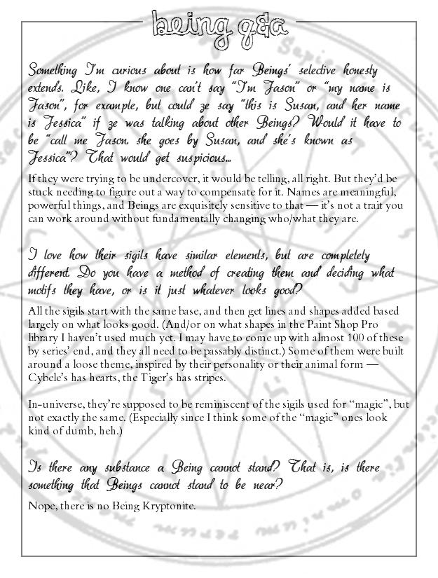 Chapter Thirteen Q&A