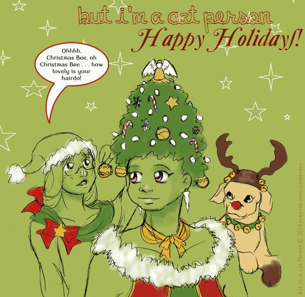 Christmas 2014 Bonus Strip #4