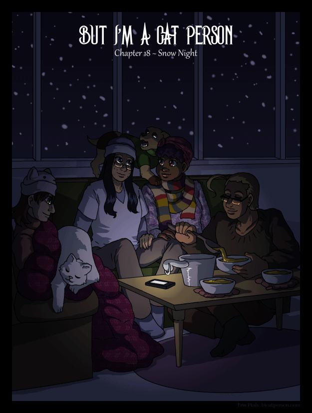 Chapter Eighteen – Snow Night