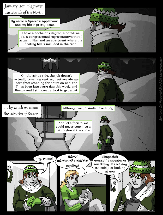 Chapter Eighteen Page 1
