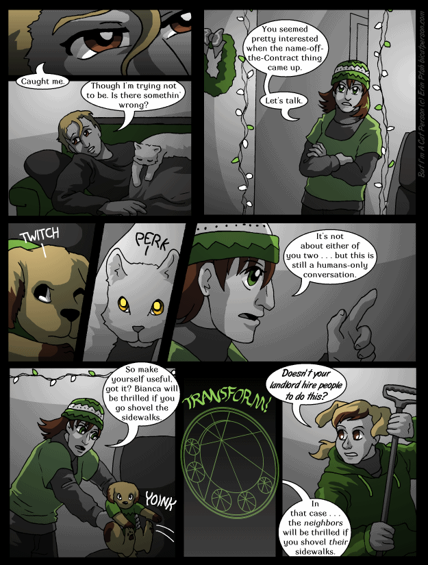 Chapter Eighteen Page 21