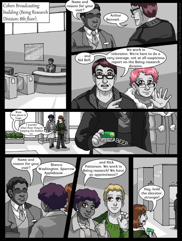 Chapter Nineteen Page 1