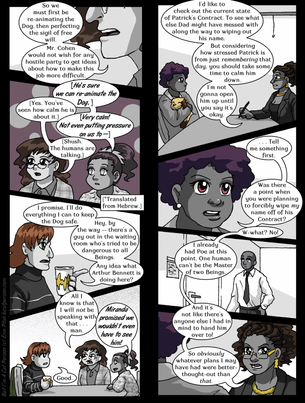 Chapter Nineteen Page 25