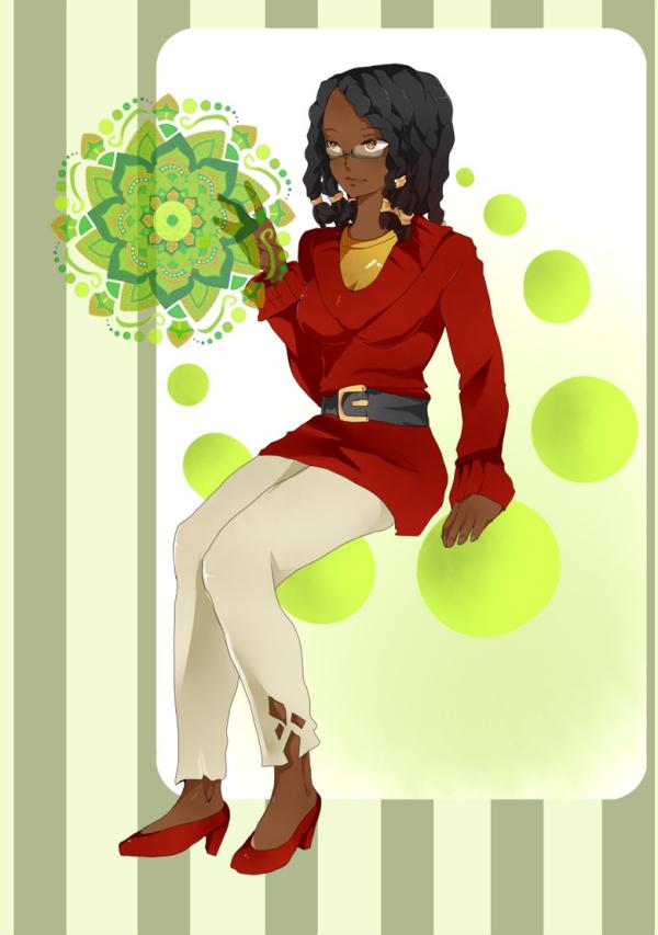 Guest Art: Magical Miranda
