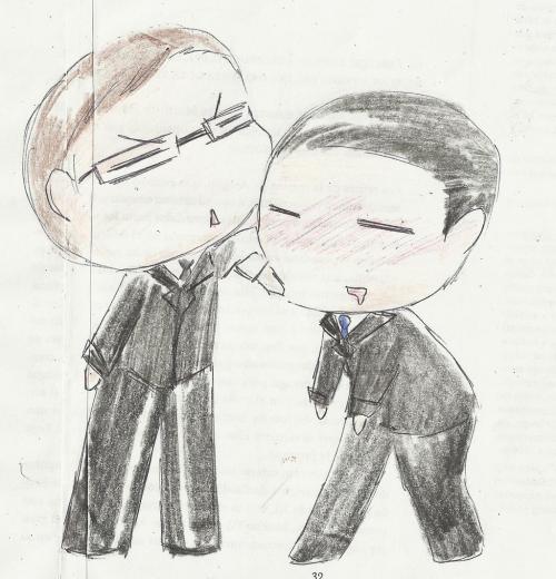 Guest Art: Bennett and Cohen