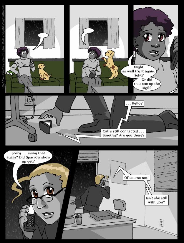 Chapter Twenty Page 8