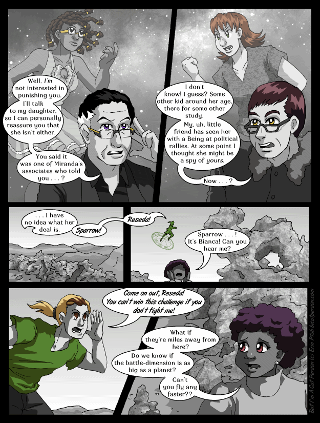 Chapter Twenty Page 11