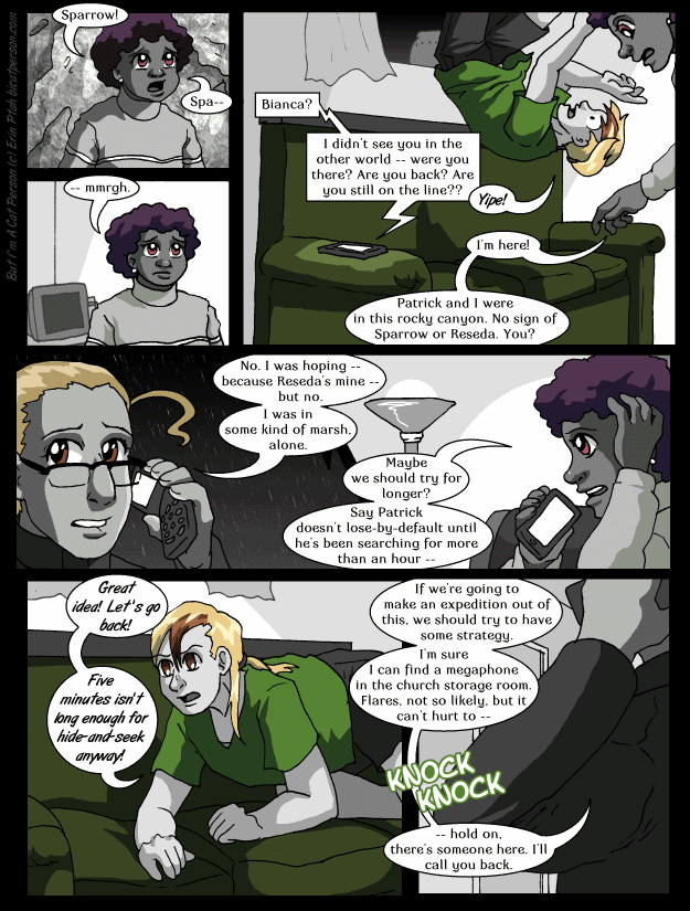 Chapter Twenty Page 12