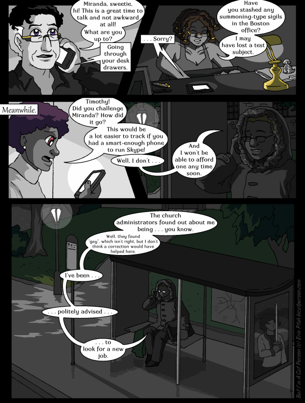 Chapter Twenty Page 21