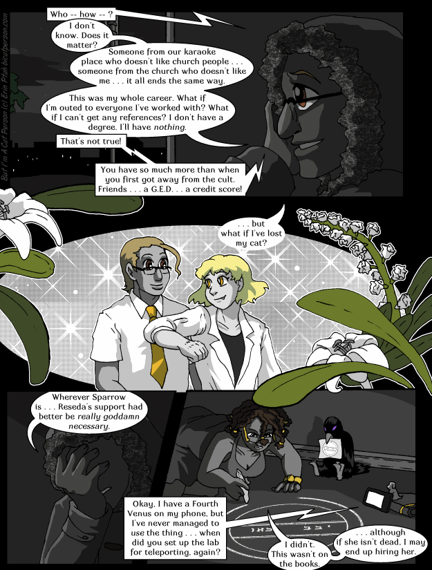 Chapter Twenty Page 22
