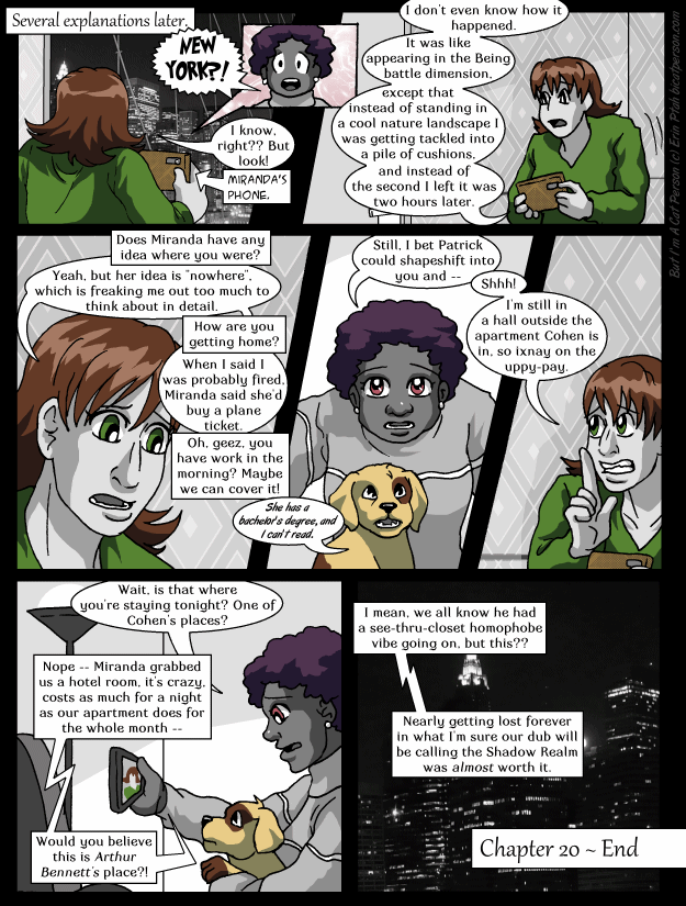 Chapter Twenty Page 27
