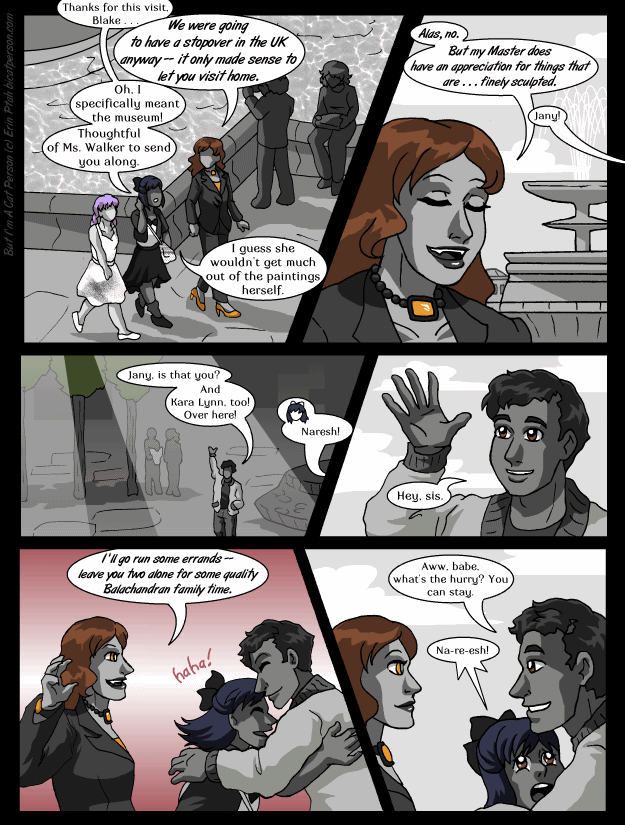 Chapter 21 p02 – Sibling revelry