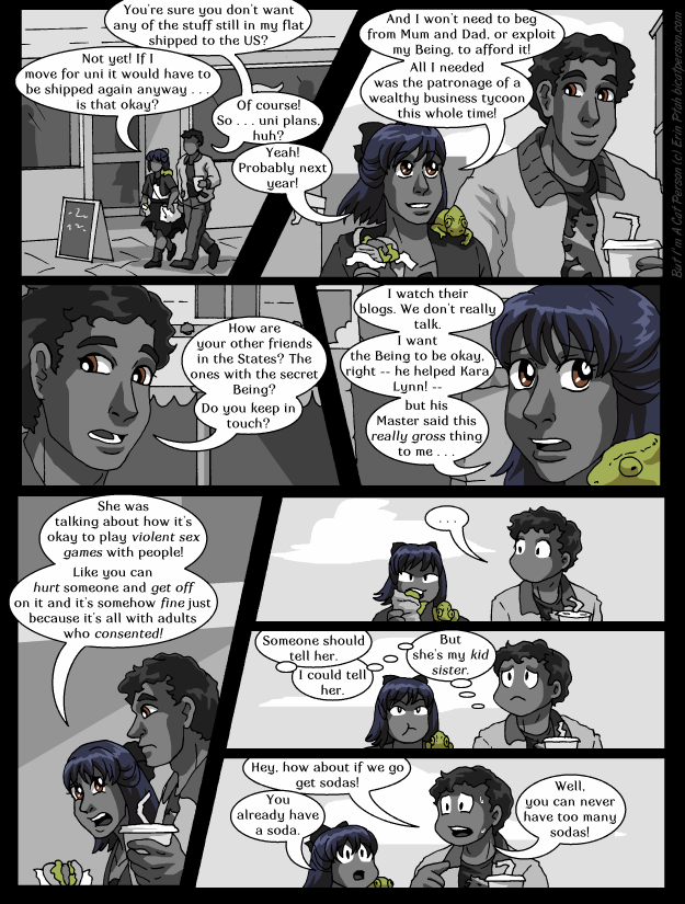 Chapter 21 p03 – in which Jany is Tumblr.