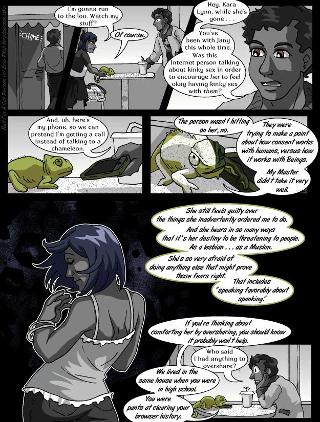 Chapter 21 p04 – Kara kara kara kara kara chameleon