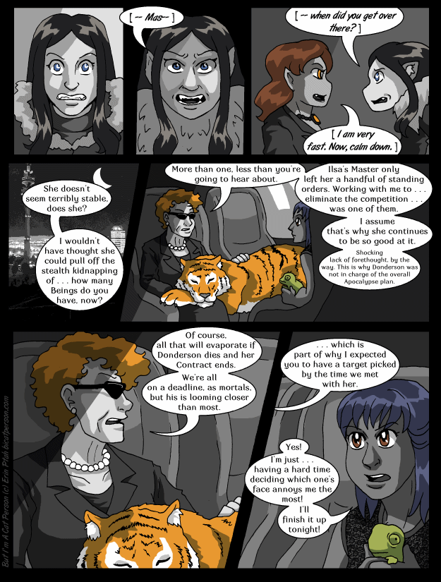 Chapter 21 p14 – Looming deadlines