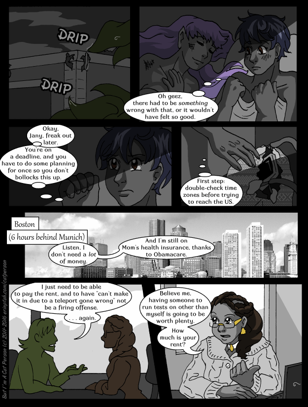 Chapter 21 p20 – Good timing