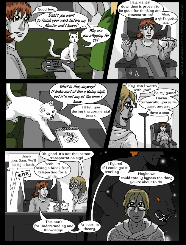 Chapter 22 p09 – You've got to build bypasses