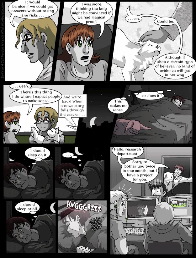 Chapter 22 p10 – Non-magical fact checkers