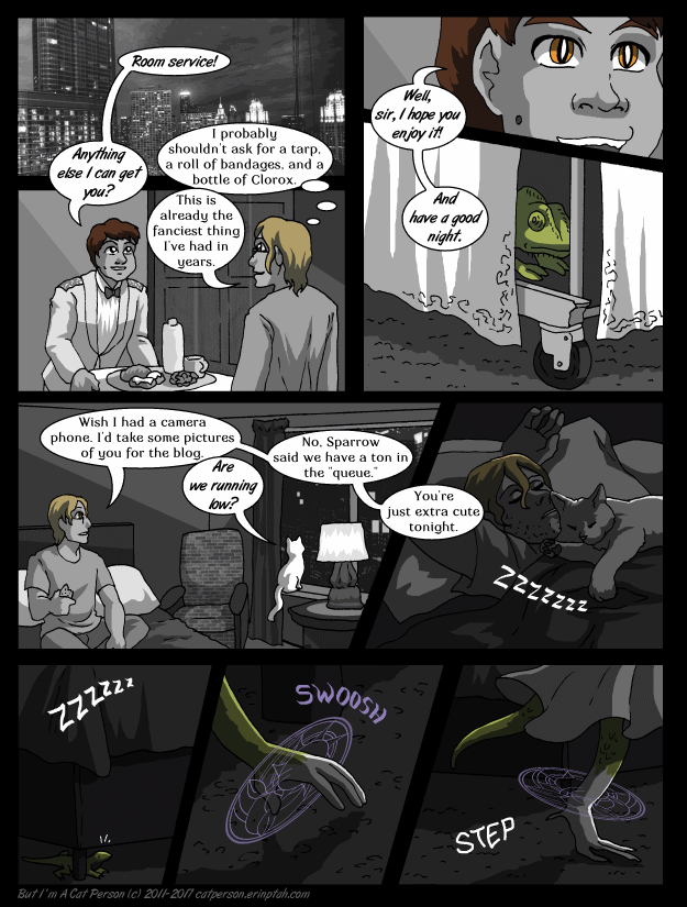 Chapter 23 p09 – More like room take-ice
