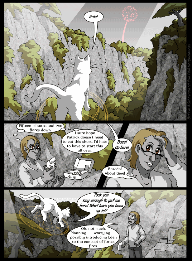 Chapter 23 p15 – Only You Can Prevent…