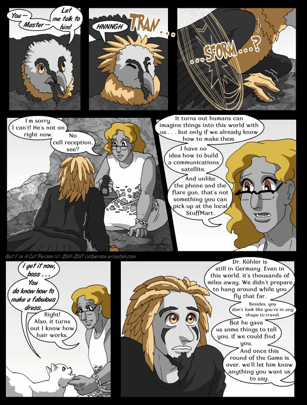 Chapter 23 p21 – Can't lose the beard