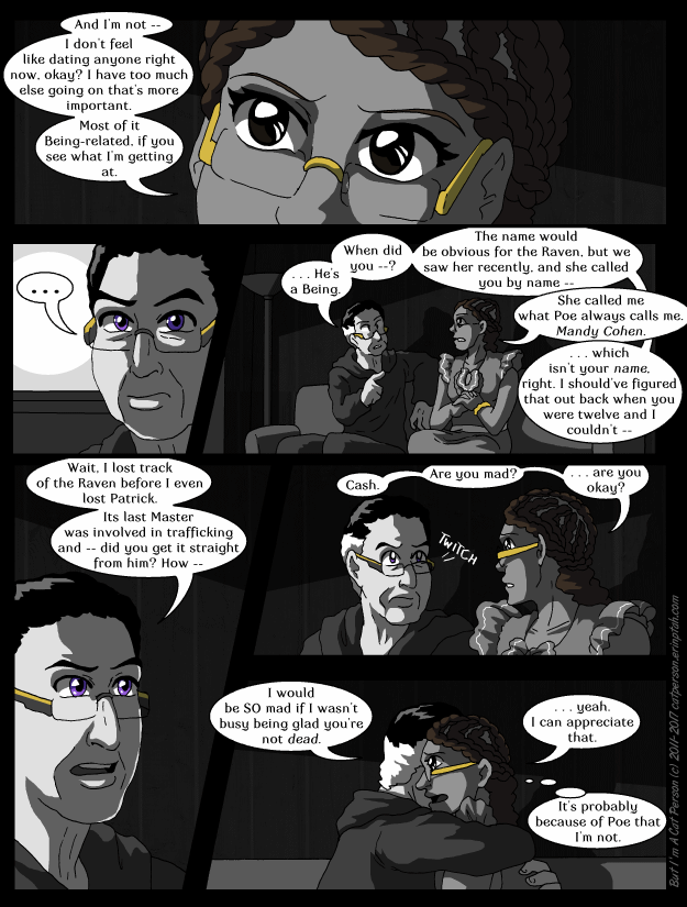 Chapter 23 p25 – The big feathery reveal