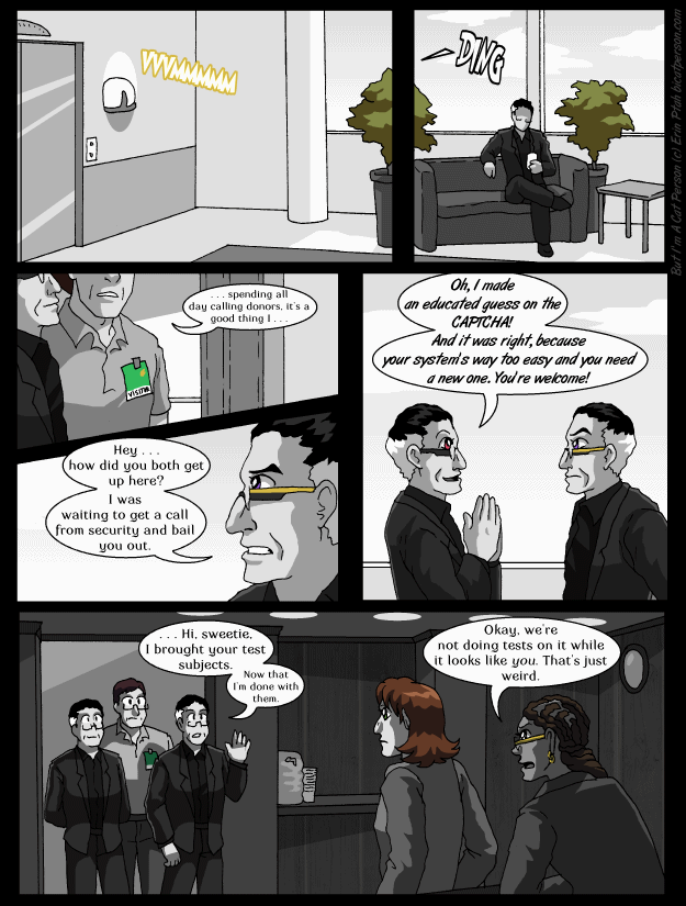 Chapter 24 p3 – Too many Cohens