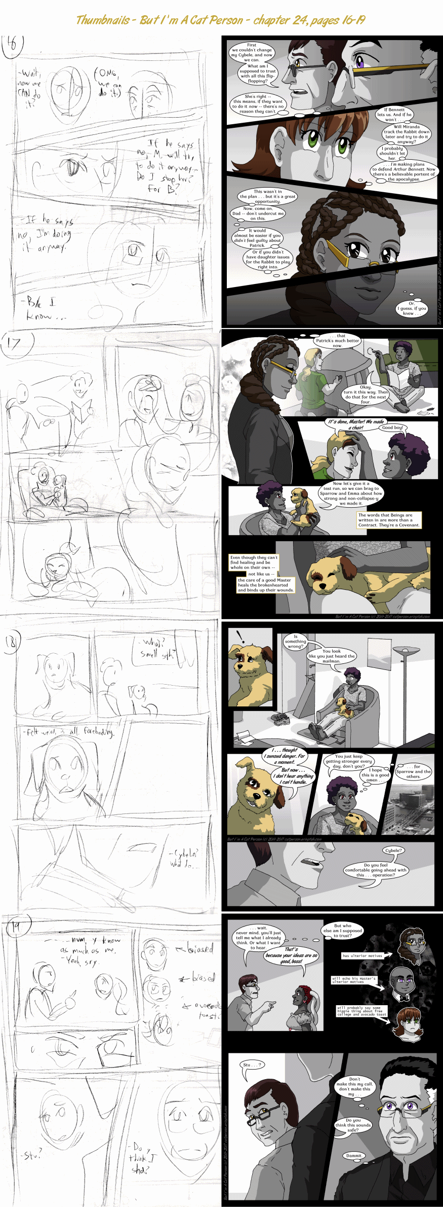 Bonus: Chapter 24 Thumbnails