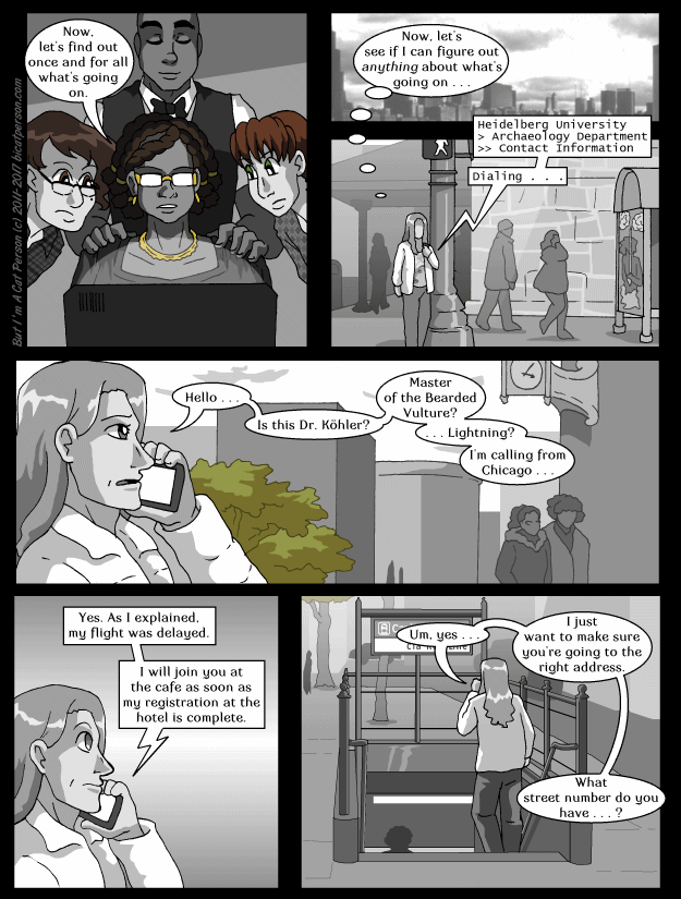 Chapter 25 p06 – Henriette is several plot twists behind the rest of the cast