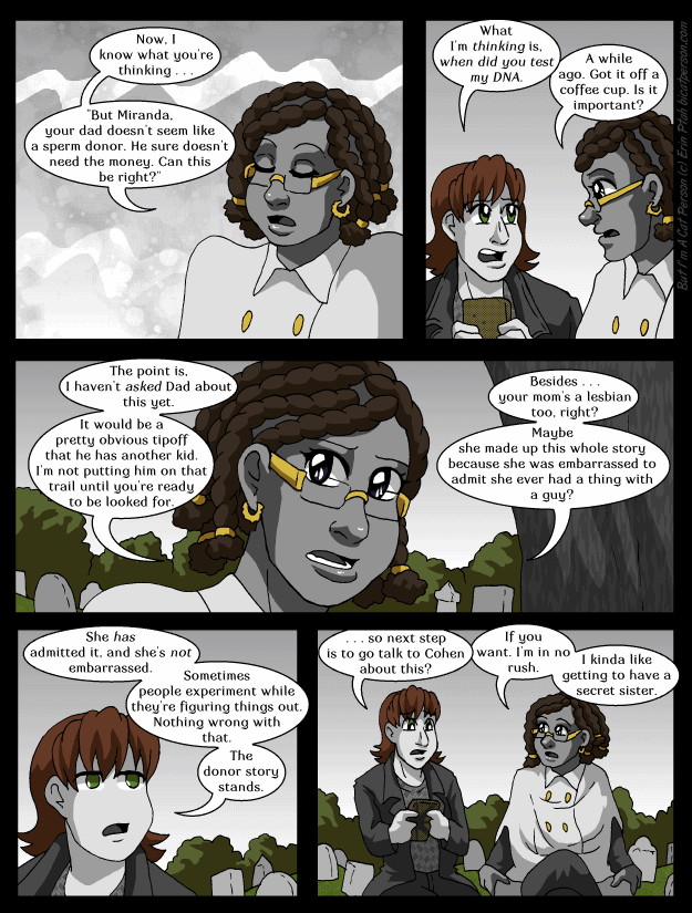 Chapter 25 p19 – Get your priorities straight, Sparrow