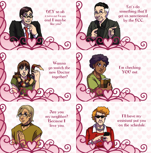 But I'm A Cat Person Valentines, Part 2