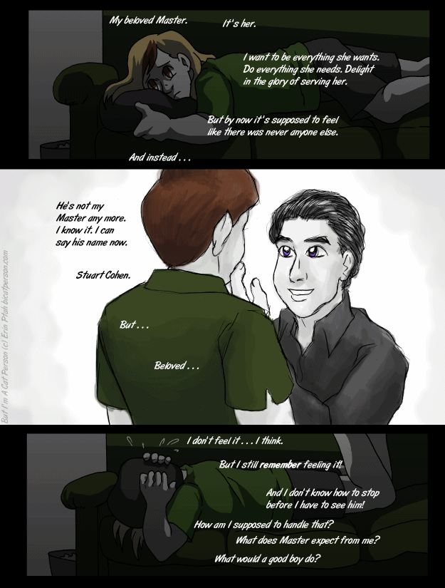 Chapter 26 Page 2 – So many feels