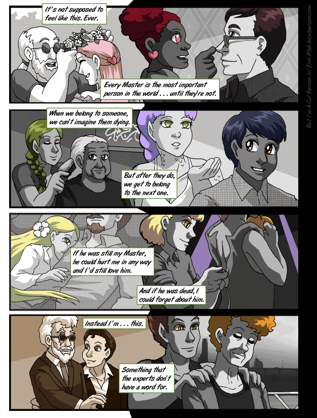 Chapter 26 Page 3 – Something entirely new