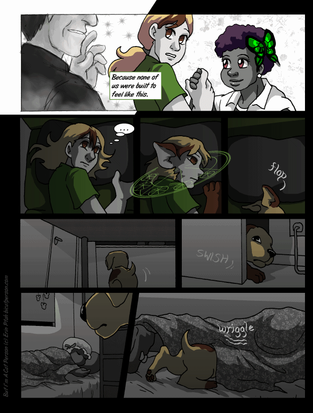 Chapter 26 Page 4 – What good hiding