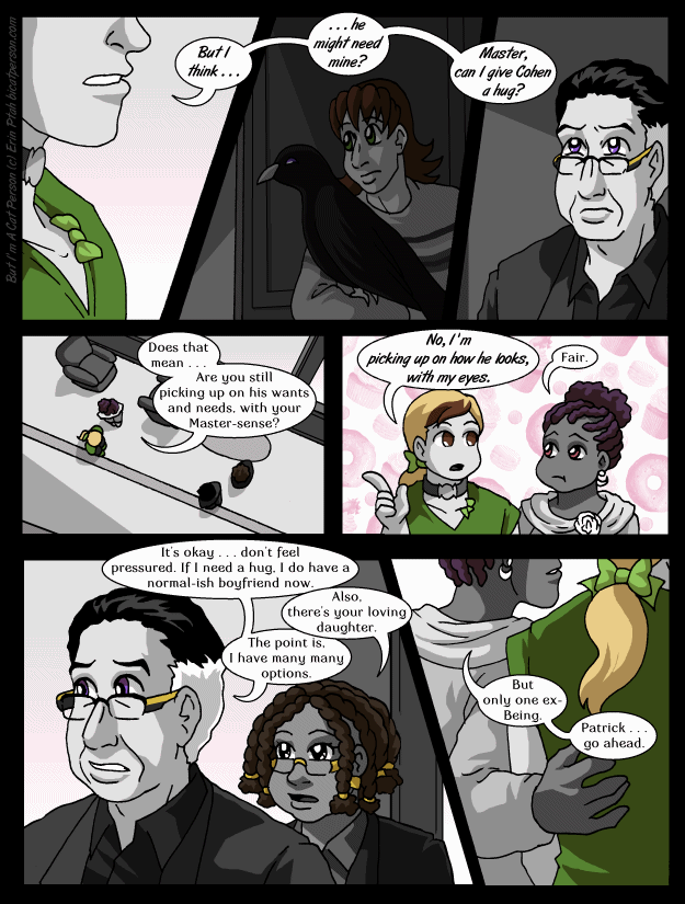 Chapter 26 page 14 – Advanced Being perception techniques