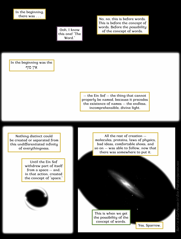 Chapter 27 page 1 – This took divine drawing skills