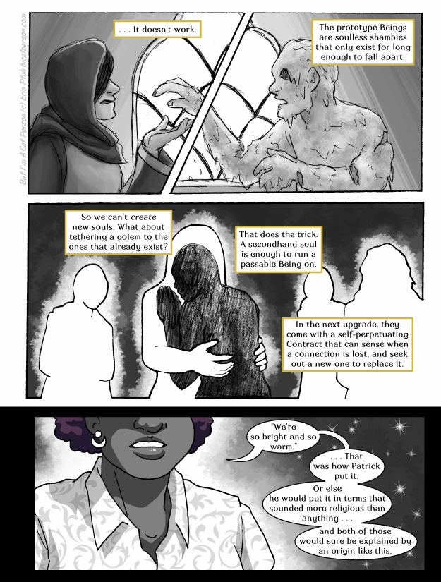 Chapter 27 page 4 ~ The upgrade after that was a security patch for Internet Explorer.