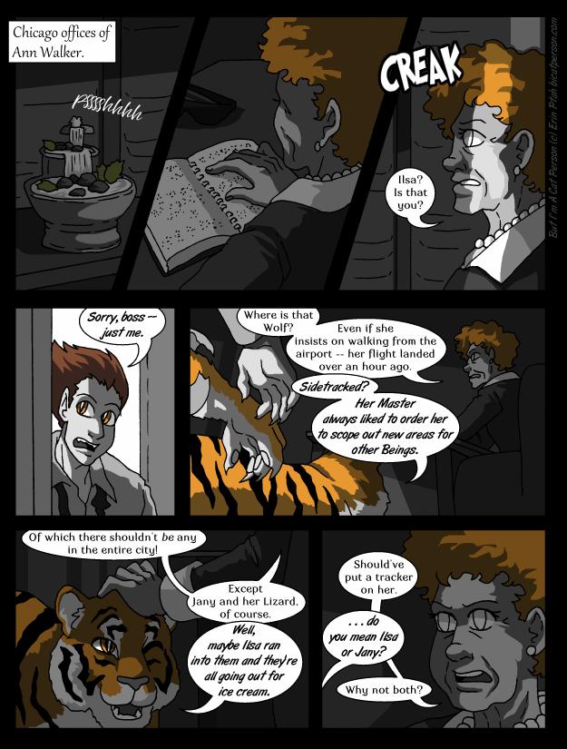 Chapter 28 page 1 ~ Porque no los dos?