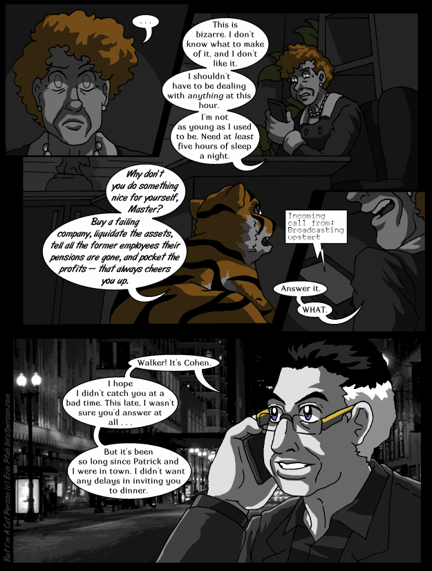 Chapter 28 page 12 ~ Capitalism at its finest
