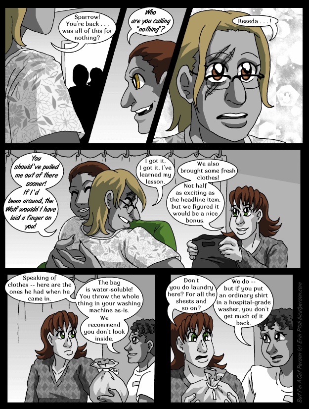 Chapter 28 page 19 ~ For sheets and giggles